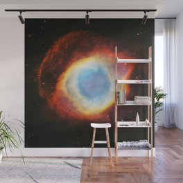 Helix Nebula Wall Mural