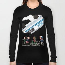 stranger humor Long Sleeve T-shirt