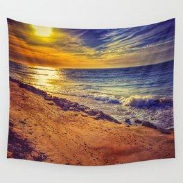 Rota Spain Beach 11 Wall Tapestry
