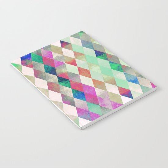 Pattern R20 Notebook