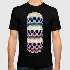 Eternity Black LARGE Mens Fitted Tee