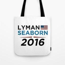 Lyman Seaborn 2016 Tote Bag