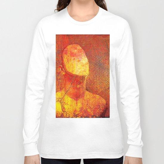 The faceless man Long Sleeve T-shirt