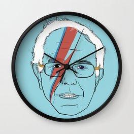 Blue Bernie Sanders 2016 Wall Clock