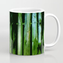"""Fenced"" Coffee Mug"
