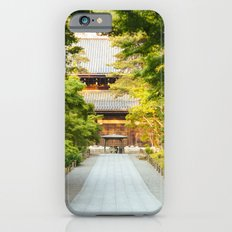 Nanzenji Temple in Kyoto, Japan iPhone 6 Slim Case