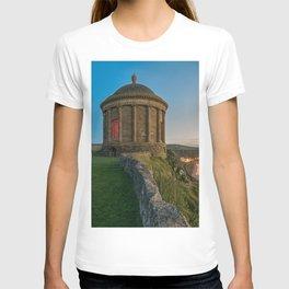 Mussenden Temple,Castle rock,Ireland,Northern Ireland,Antrim Coast T-shirt