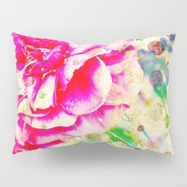 Floral theme [spring bollywood) Pillow Sham