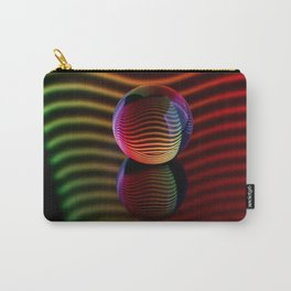 Reflections in the crystal ball. Carry-All Pouch