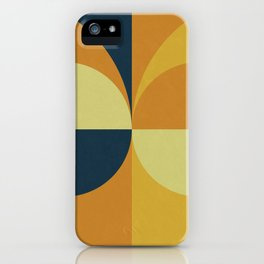 Geometry Games iPhone Case