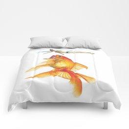 Unexpected  Comforters