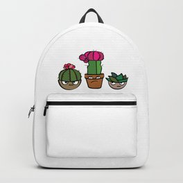 Angry Cacti Backpack