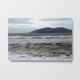 Atlantic Waves Metal Print
