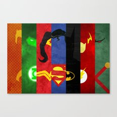 League Canvas Print