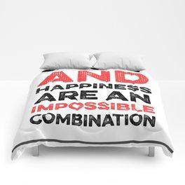 Mark Twain Funny Quote Comforters