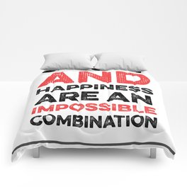 Mark Twain Funny Quote Comforters