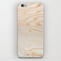 plain iPhone & iPod Skins featuring perfectly plain by kristina