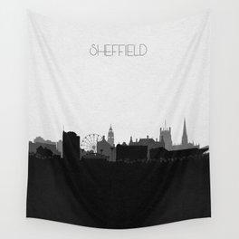 City Skylines: Sheffield Wall Tapestry