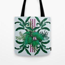 Tropical Queen Tote Bag