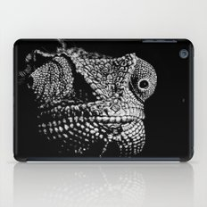 The One Most Adaptable to Change (Chameleon) iPad Case