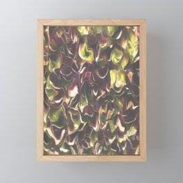 For The Love Of Autumn Framed Mini Art Print
