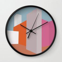 Mexico City, Casa Luis Barragán Wall Clock
