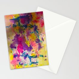 Water Color Fanatic Stationery Cards