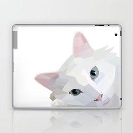 Minimalist Meows Laptop & iPad Skin