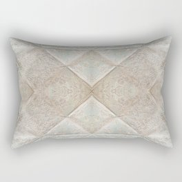 Pattern 39 - Old folded Paper Rectangular Pillow