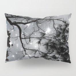 Starry Night Sky Pillow Sham