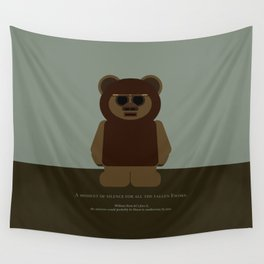 Ewoks! Wall Tapestry
