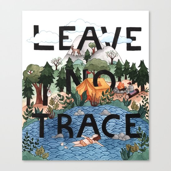 Leave No Trace by bweeber