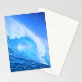 Jaws Surf Stationery Cards