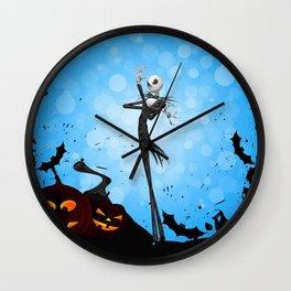 Jack Skellington- nightmare Wall Clock
