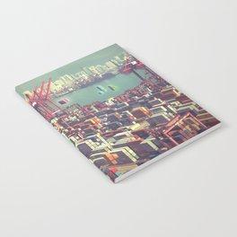 Pier Tetris Notebook