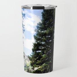 Tall pines Travel Mug