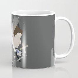 The Light in Dark Places Coffee Mug