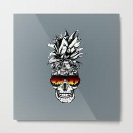 Vacay or Die Metal Print