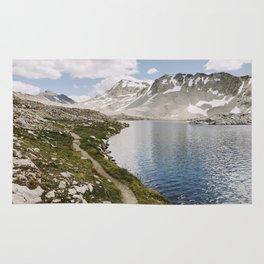 High Sierra Lake Rug