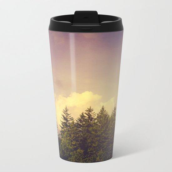 North Wilderness Metal Travel Mug