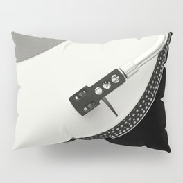 Turntable Pillow Sham