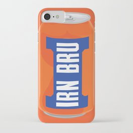 Irn Bru iPhone Case