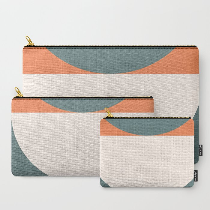 Abstract Geometric 03 Carry-All Pouch