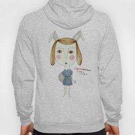The Great Rabbit Pretender. Hoody