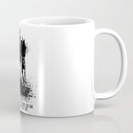 Lightning Ink Blot Coffee Mug