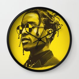 A$AP Rocky Wall Clock