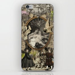 La NymPhe iPhone Skin