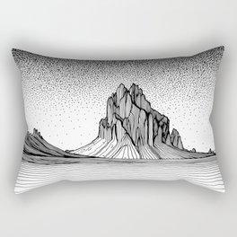 Shiprock Rectangular Pillow