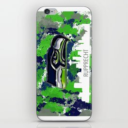 RUPPRECHT SEATTLE NFL iPhone Skin