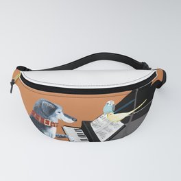 Piano lesson with Angel Fanny Pack
